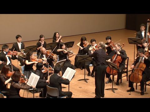 Mozart Symphony No.29 by Christoph Koncz (2014 LIVE)