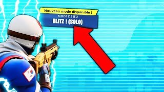 166e Mondial SAISON 4 // 880+ WINS // MODE BLITZ // Fortnite Gameplay!