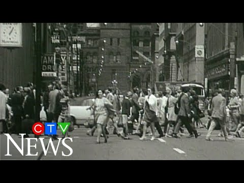 Archive: Here's what parts of downtown Toronto looked like in 1970.