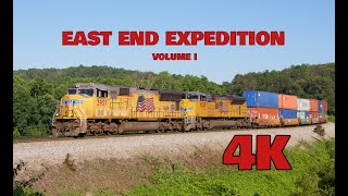 Filmed over the course of three years, East End Expedition Volume I...