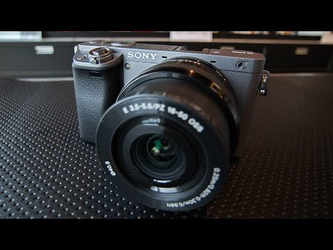 Sony A6000 Hands-On And Opinion (Graphite Version)