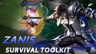 Zanis Survival Toolkit | Arena of Valor