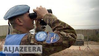 🇱🇧 🇮🇱 Lebanon: Israel border wall 'threatens security'