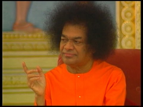 Sathya Sai Baba A Talk to Westerners 1991