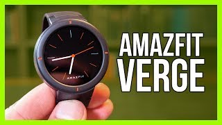Amazfit Verge Review - The Best Budget Smartwatch?
