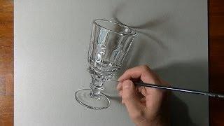 絵だけに「えー!」と言っちゃいそうなグラスのクオリティがスゴい!