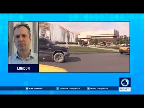 Dr Marcus Papadopoulos on the West's cruise missile attack against Syria