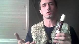 Простейшие варианты Камаринского на блок-флейте