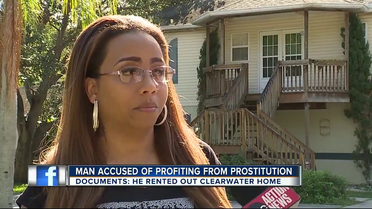 Homeowner arrested after house of prostitution discovered in quiet Clearwater community