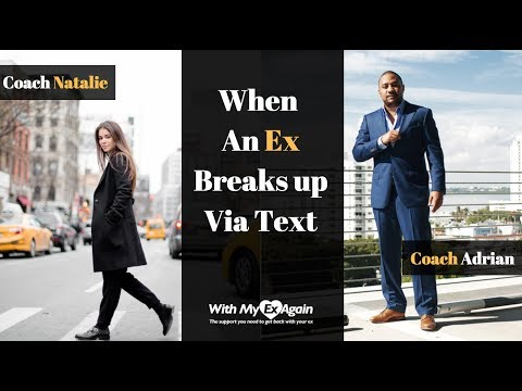 Broke Up Via Text: How To Respond To A Break Up Over Text Message To Get An  Ex Back Quickly