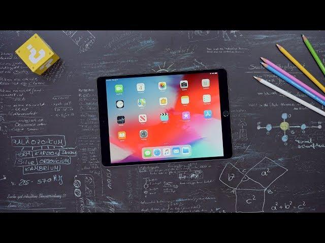 Nový iPad Air. Viděli jste někdy něco tenčího? [4K]