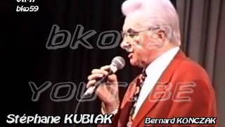 Bal polonais à Vimy Stéphane KUBIAK chante MARIE LA POLONAISE en polonais