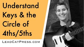 33a What is the Circle of 5ths 4ths? Theory, FIRST GUITAR LESSONS, THEORY FOR BEGINNING  GUITARISTS