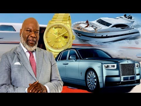 6 MOST EXPENSIVE THINGS OWNED BY T. D JAKES