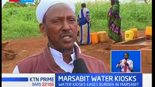 Water crisis in Marsabit county is slowly becoming a thing of the past with the help of technology