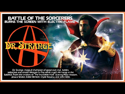 Dr. Strange (1978) VHS Trailer - Color / 2:06 mins