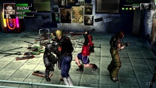 The Bouncer PS2 Gameplay HD (PCSX2)