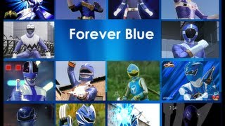 Forever Blue - Blue Power Ranger History 1993 - 2012
