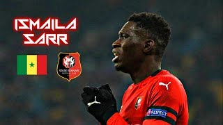Ismaila Sarr 2018-2019 - Insane Speed Skills & Goals  - Stade Rennais