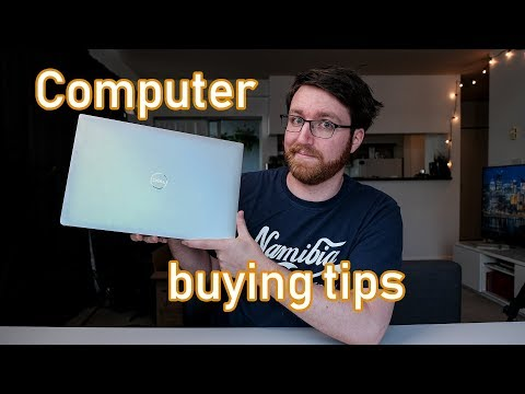 What to look for when buying a new Computer (Beginners guide)