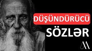 DUSUNDURUCU SOZLER