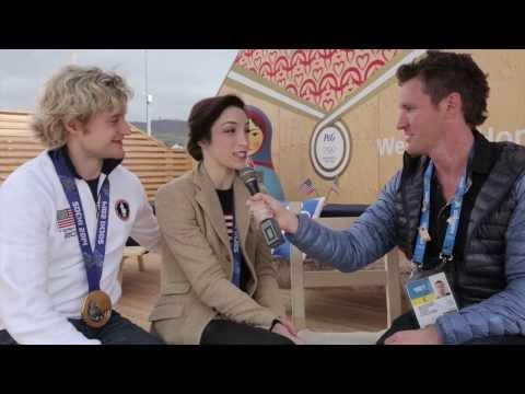 Sochi 2014 Video 28: Charlie White and Meryl Davis