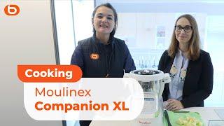 moulinex companion xl differences et recette courte boulanger