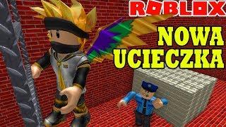 NOWA DROGA UCIECZKI W JAILBRAKU!! - ROBLOX #438