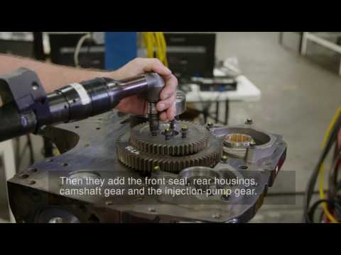 CNH Industrial Reman Engines (with subtitles)