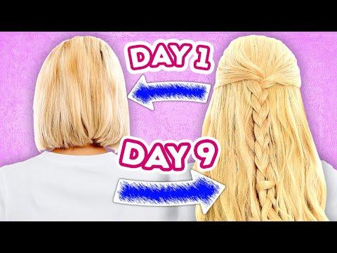 35 CRAZY LIFEHACKS TO GROW HAIR FAST
