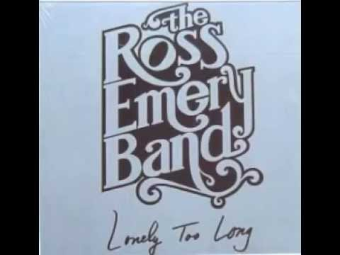 The Ross Emery Band  The Jogger A4