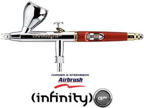 Cleaning very dirty Airbrush Harder Steenbeck Infinity