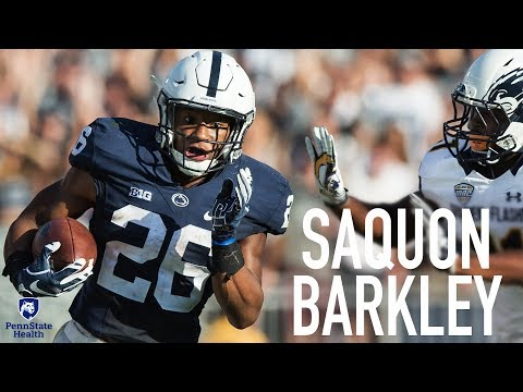 Saquon Barkley: The Making of a Superstar