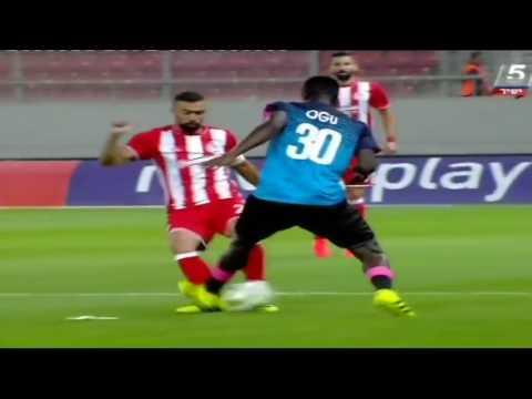 Olympiacos FC v Hapoel Beer Sheva FC (1st Leg) 0-0