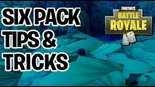 TREE CAMPIN' & 5 OTHER TIPS!  | FORTNITE BATTLE ROYALE SOLO + SQUAD TIPS & TRICKS