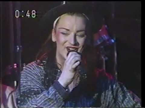 Culture Club - Time (Clock Of The Heart) Live 1983