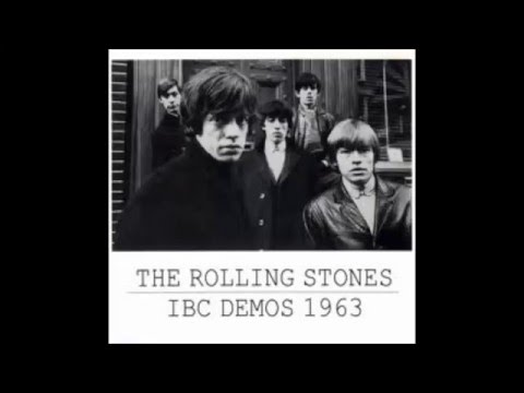 """The Rolling Stones - """"Road Runner"""" (IBC Demos 1963 - track 02)"""