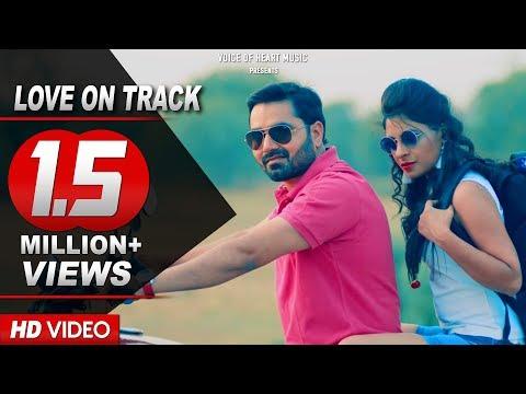 Love on Track | Vickky Kajla, Ak Jatti, JD Ballu, TR | New Haryanvi Songs 2017 | VOHM