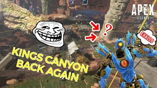 Kings Canyon Let's Go!!!  Daily Ranked Apex Legend