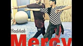 Badshah-Mercy Feat. Lauren Gottlieb| dance choreography shubhangishivam | indian & western style