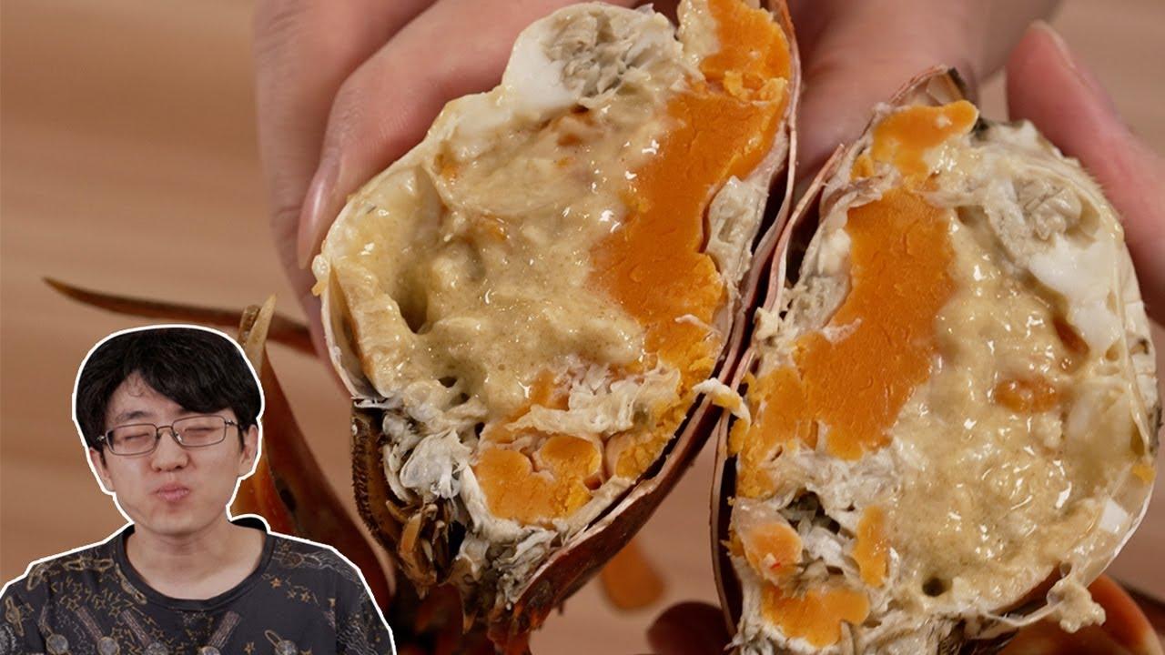 【大祥哥來了】這才是頂級三門青蟹!滿肉滿膏!那叫一個香!