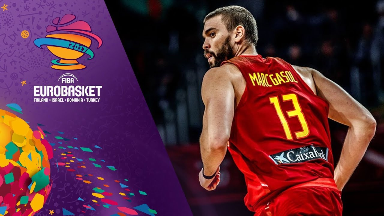 Marc Gasol's double-double too much for Germany