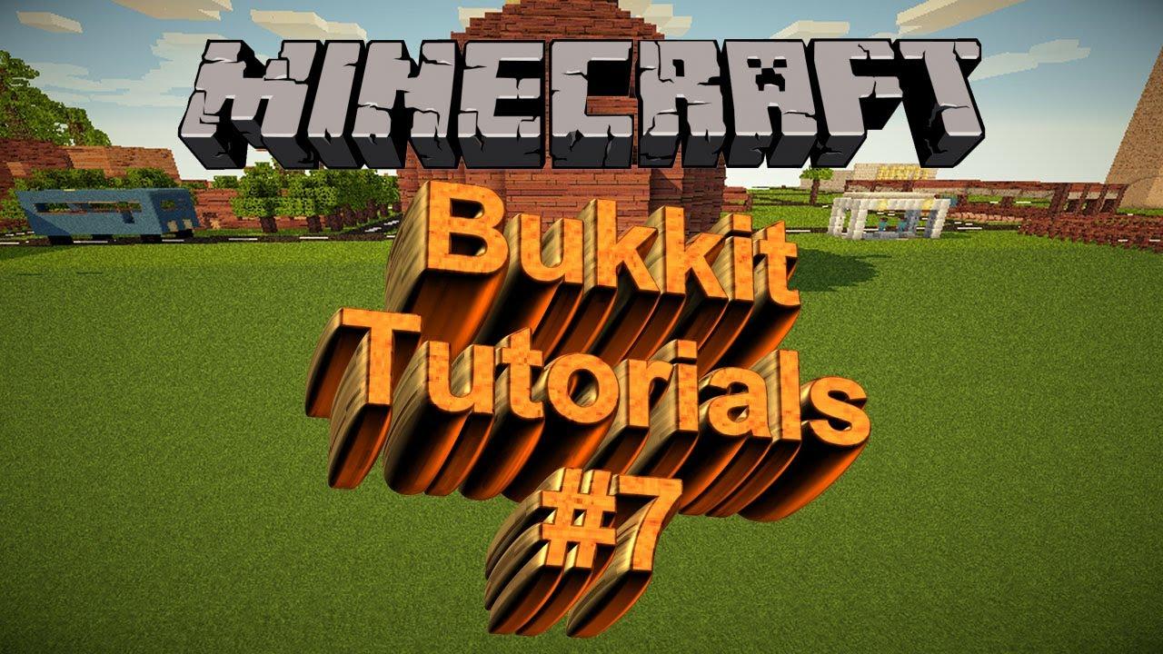 Bukkit Tutorials Mit MultiverseCore Neue Welten Erstellen - Minecraft server neue welt erstellen befehl