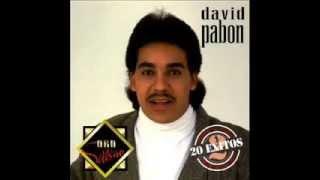 Si me ves llorar por ti - David Pabon