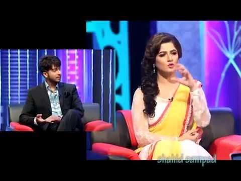 Shahid Sampad's A Date With Shakib-Srabanti