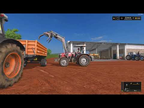 Farming Simulator 17 Platinum Seasons with Paraguay Geo ep.9 pencil sharpener