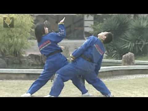 WOMAN'S HOT STYLE CLUB  SIFU YANG YANG  SNAKE STYLE  Spring Snake Like Hand