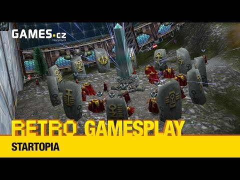 Retro GamesPlay - Startopia