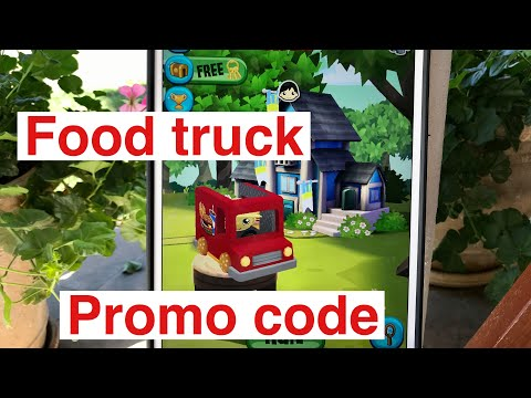 Tag With Ryan - Free Promo Code To Unlock Food Truck | TheShopkins Girl
