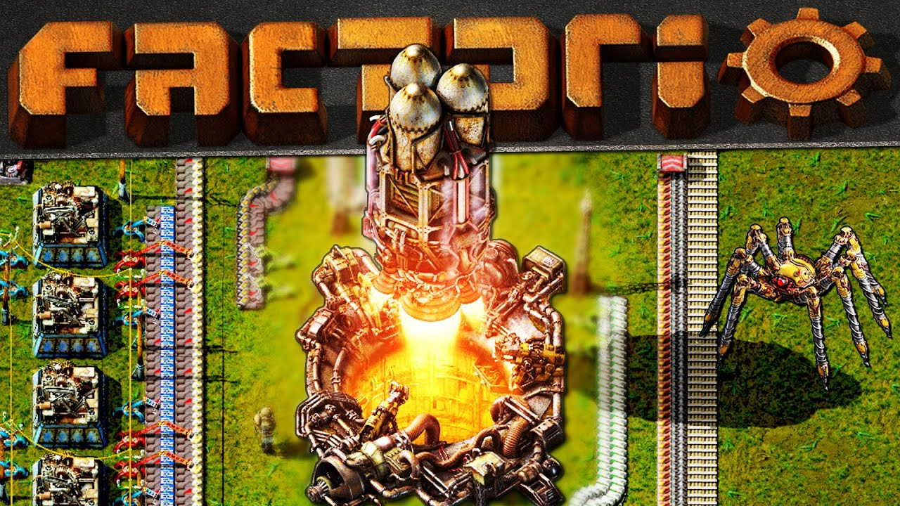 Download I've Waited YEARS to Play This! - Factorio 1.0 Gameplay Ep 1